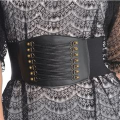 Studded Waist Cincher - Adult