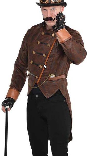 Steampunk Jacket - Adult Standard