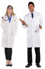 Doctor Coat - Adult Standard & Plus