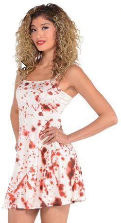 Bloody Dress - Adult Standard