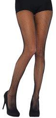 Black Fishnet Stockings - Adult Standard