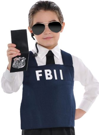 Forensic Agent Kit - Child