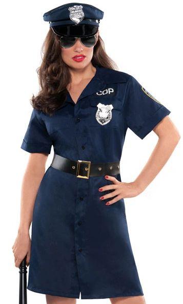 Law Enforcement Dress - Adult Standard