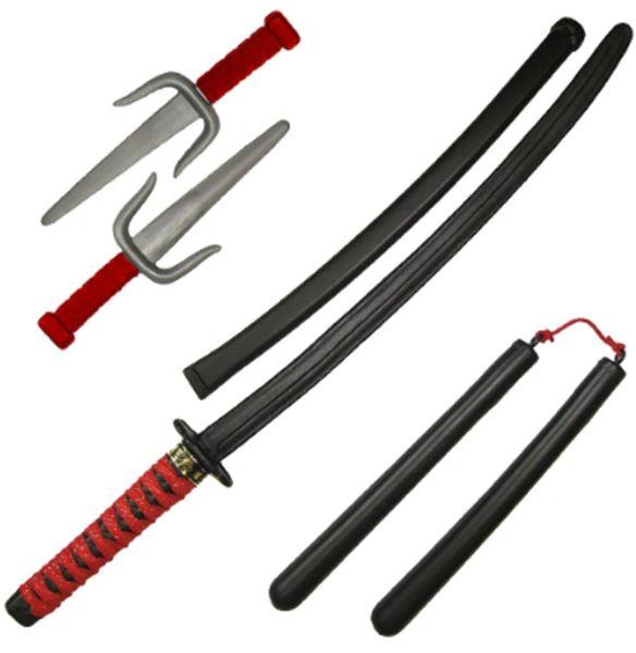 Ninja Weapon Kit - Child