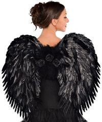 Dark Angel Deluxe Feather Wings