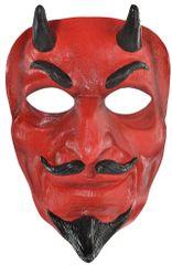 Devil Sculpted Mask