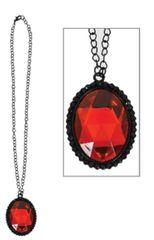 Devil Gemstone Necklace