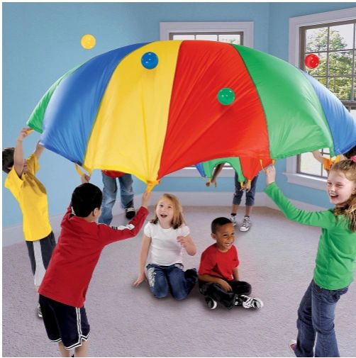 Canopy Fun Game