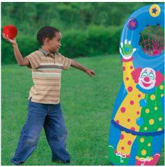 Inflatable Ball Toss