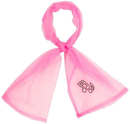 50's Pink Scarf