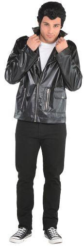 50s Mens Grease T-Birds Jacket - Men Standard or Plus