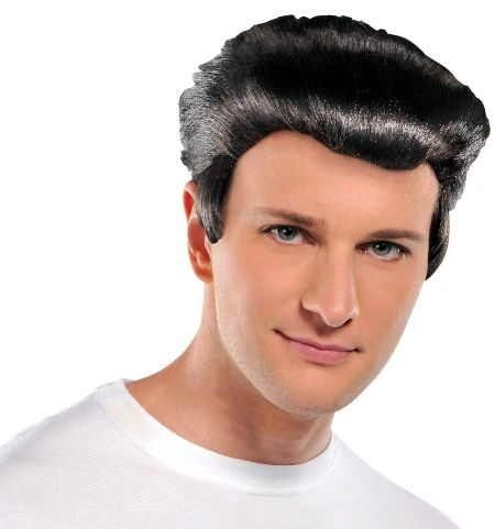 50s Greaser Wig