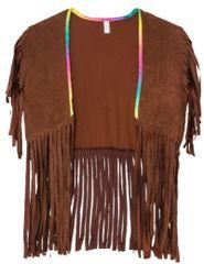 60s Hippie Vest - Adult Standard
