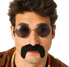 60s Hippie Moustache