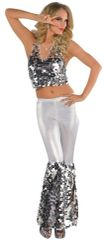 70s Disco Diva Costume - Adult Standard