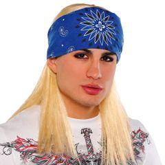 80s Love Of Rock Wig
