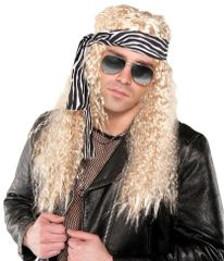 80s Rock Star Wig