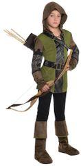Boys Prince of Thieves Costume - Medium (8-10)