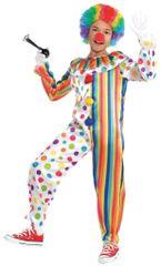 Child Clown Jumpsuit - Standard