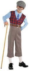Boys Old Geezer Costume - Small (4-6), Medium (8-10)