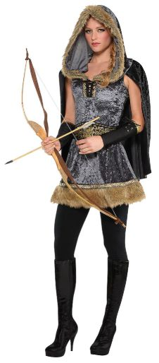 Adult Skilled Archer - Small (2-4), Medium (6-8), Large (10-12)