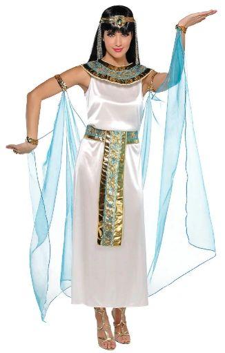 Adult Queen Cleopatra - Small (2-4), Medium (6-8), Large (10-12)