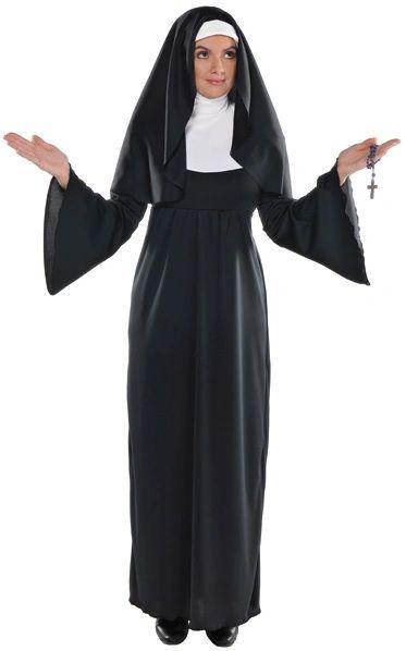 Adult Sister Nun Costume - Standard