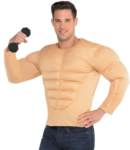 Muscle Shirt - Adult Standard