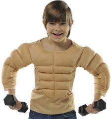 Muscle Shirt - Child Standard