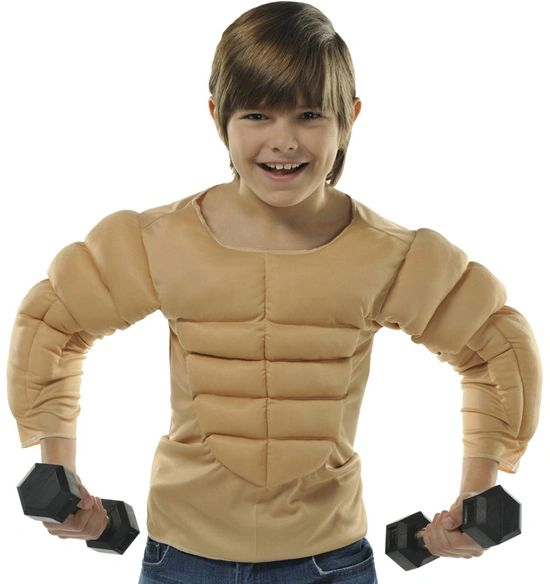 Muscle Shirt - Child Standard