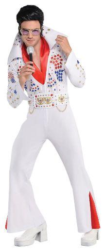 King Of Vegas Costume - Standard