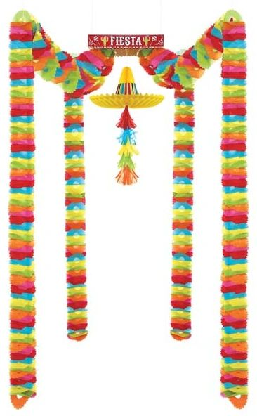 Fiesta All In One Decoration Kit