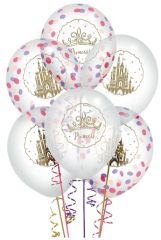 ©Disney Princess Latex Confetti Balloons
