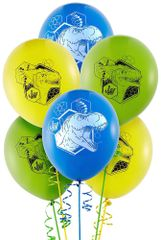 Jurassic World™ Latex Balloons, 6ct