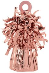 Small Foil Balloon Weight- Rose Gold