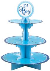 Baby Shower Treat Stand - Boy