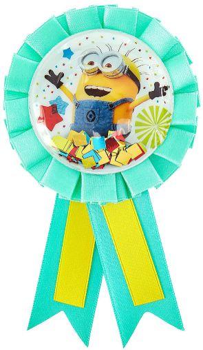 Despicable Me™ Confetti Pouch Award Ribbon
