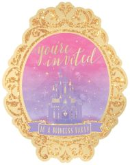 ©Disney Princess Deluxe Invites, 8ct
