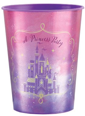 ©Disney Princess Metallic Favor Cup