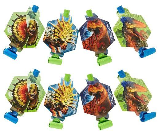 Jurassic World™ Blowouts, 8ct