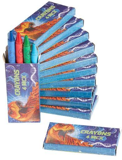 Jurassic World™ Crayons, 12ct