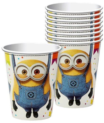 Despicable Me™ Cups, 9oz - 8ct