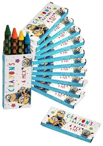 Despicable Me™ Crayons, 12ct