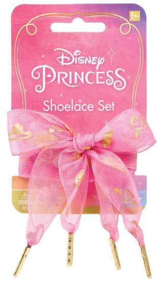 ©Disney Princess Toddler Shoelace Set