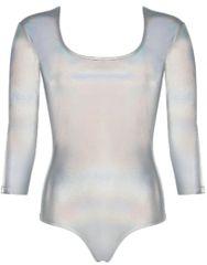 Iridescent Bodysuit - Adult S/M or M/L