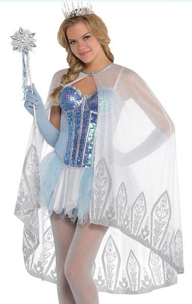Shimmering Cape - Ice Fairy
