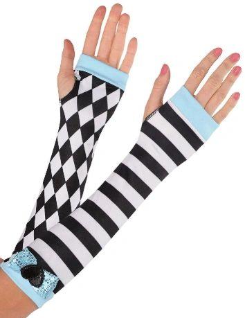 Wonderland Arm Warmers
