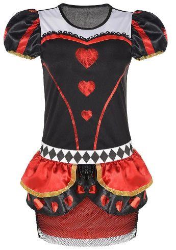 Dark Queen Tunic Top - Child M/L