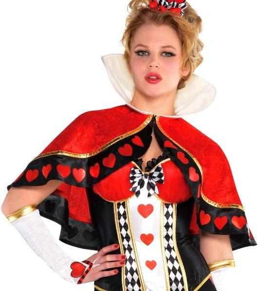 Red Queen Capelet
