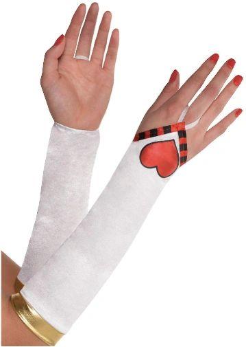 Red Queen Gloves